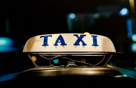 Bicyclist Hit by Taxi Dies