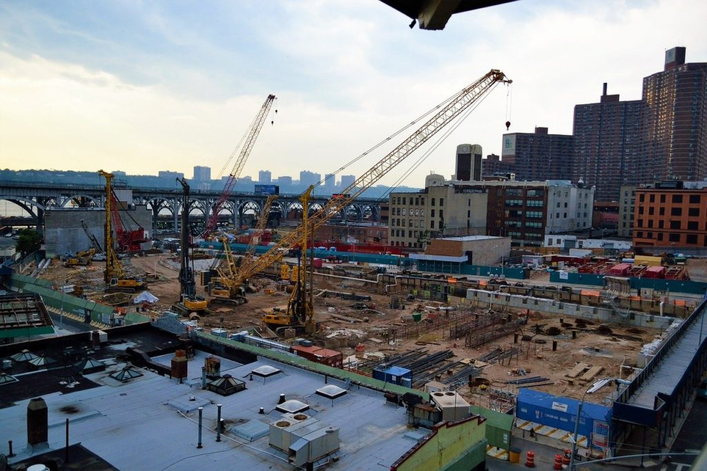 New York Construction Site Accident Lawyers Discuss Building Stairway Accidents in the Workplace