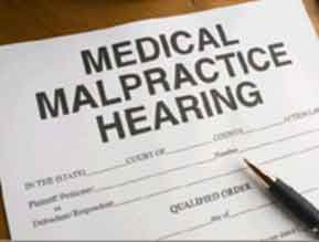 med malpractice