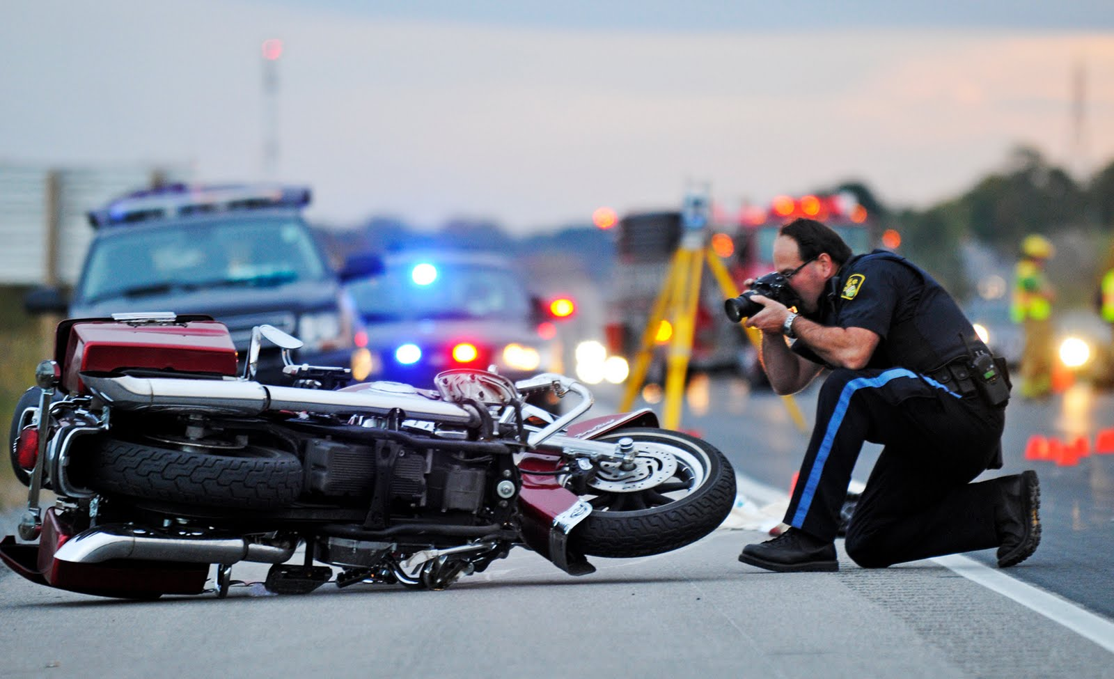 New York Motorcycle Accident Lawyers Discuss Current Statistics And Ways To Decrease Accidents Frekhtman Ociates