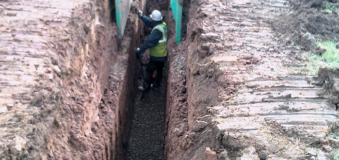 Trench Accident Lawyers Provide Advice to Victims of Construction Site Trench Accidents
