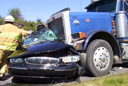 Semi Truck Accident Attorney Discusses Harrowing Accident On