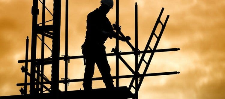 Construction Accident Lawyer Offers Tips to Prevent a Fall from a Ladder or Scaffold