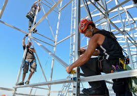 Scaffold Accident Lawyer Discusses 60 Foot Fall At Hospital Work Site