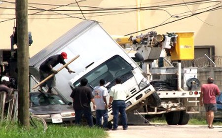 New York City Delivery Truck Accident Lawyer Discusses UPS, FedEx, and other Delivery Truck Accidents