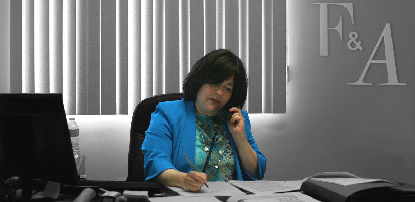 Attorney Eileen Kaplan