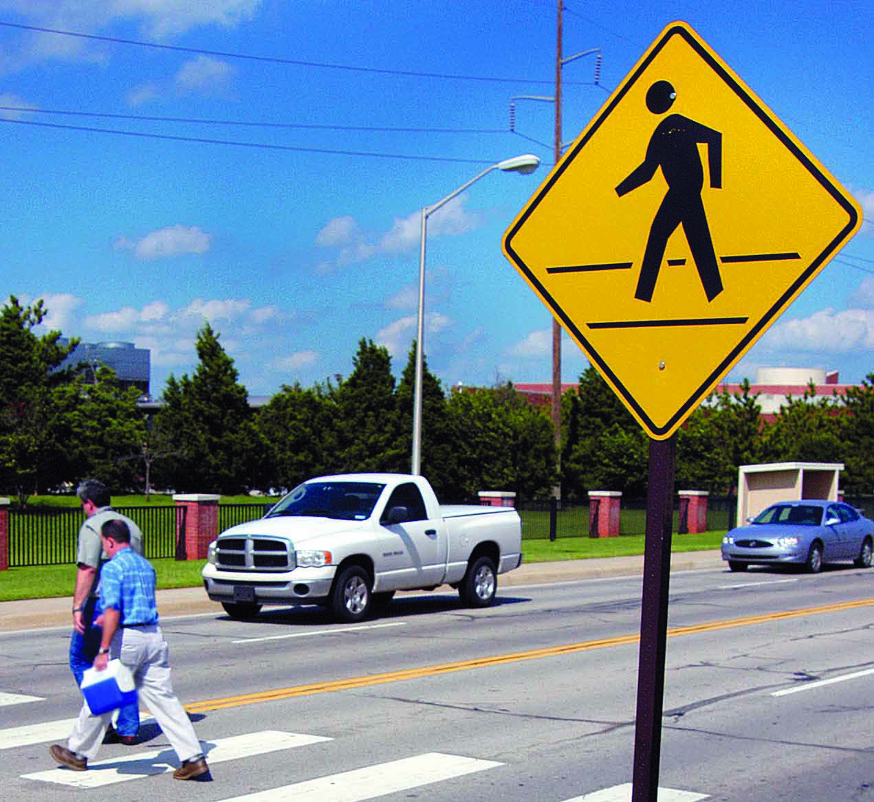 Causes of Pedestrian Knockdown Accidents