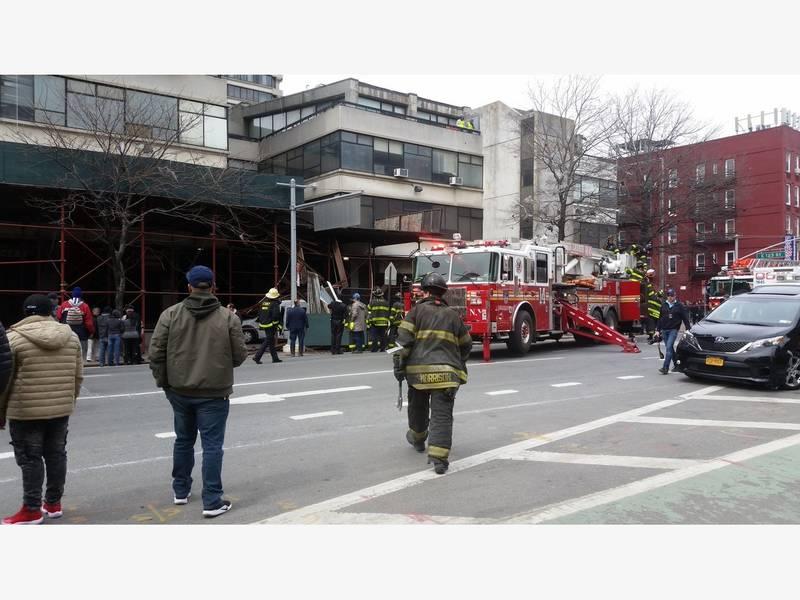 pedestrian accident in New York