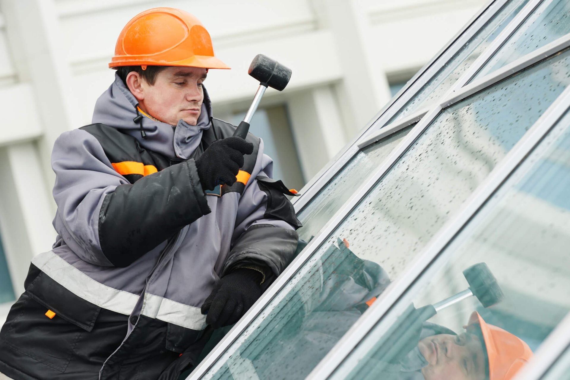 Glazier Accident - Injury Lawyer