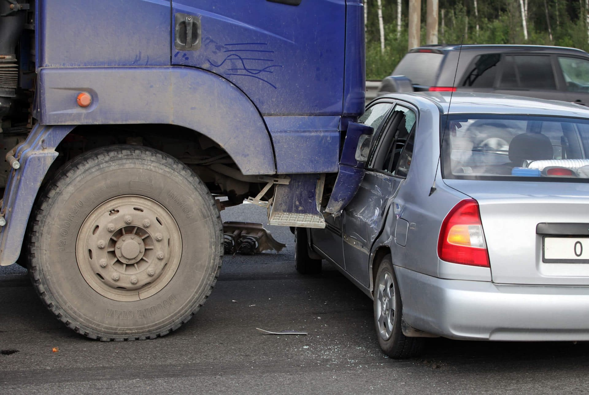 truck car accident - Frekhtman & Associates Attorneys