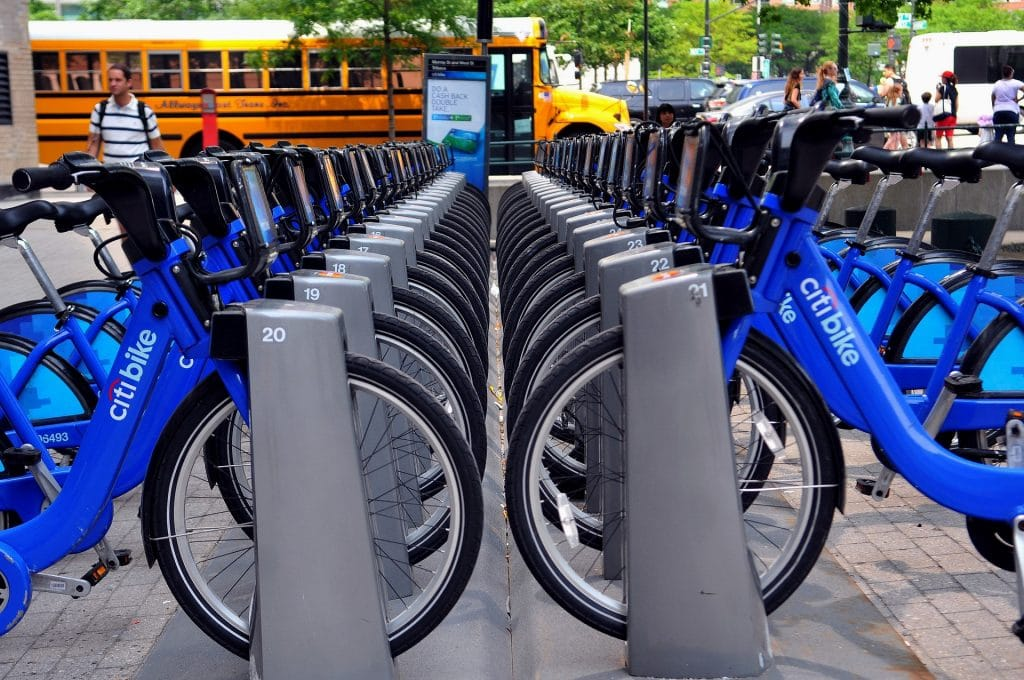 Bicycle Accidents Increase as Commuters Avoid Subways & Buses