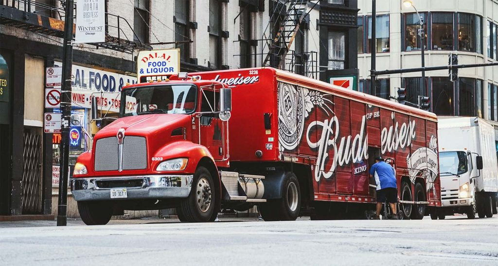 Since COVID-19 Delivery Trucks Accidents are on the Rise in NYC