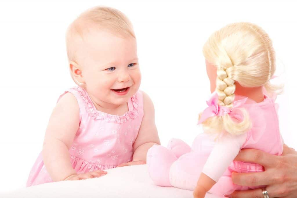 Giving a Child a Doll with Special Needs Promotes Acceptance & Healing