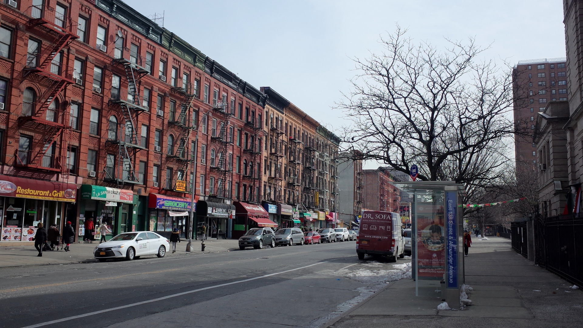 What should I do after a Bronx car accident